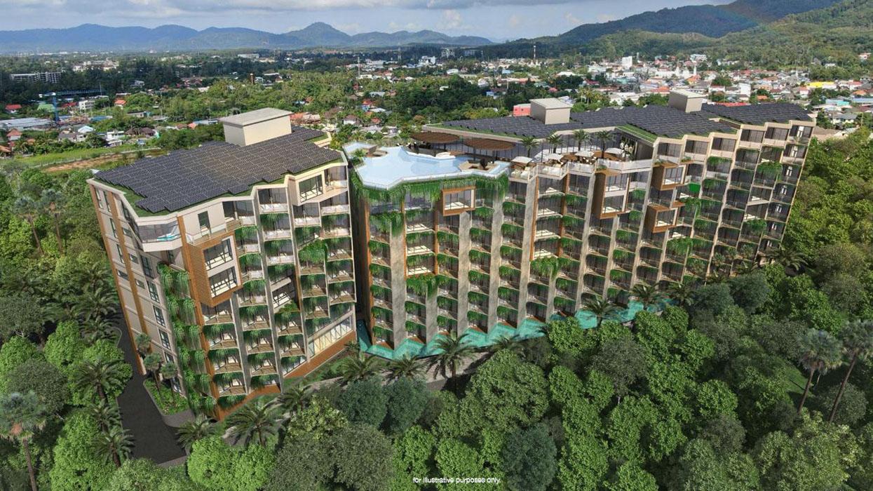 New investment condo in Surin