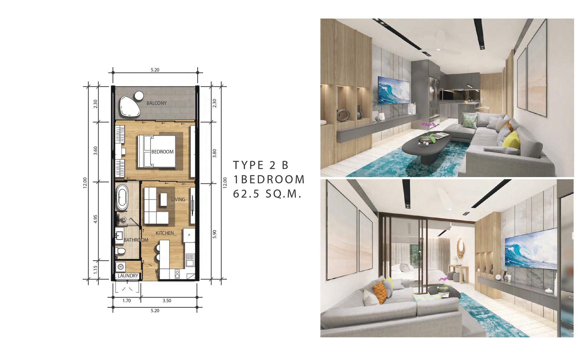 1 Bedroom Suite Junior