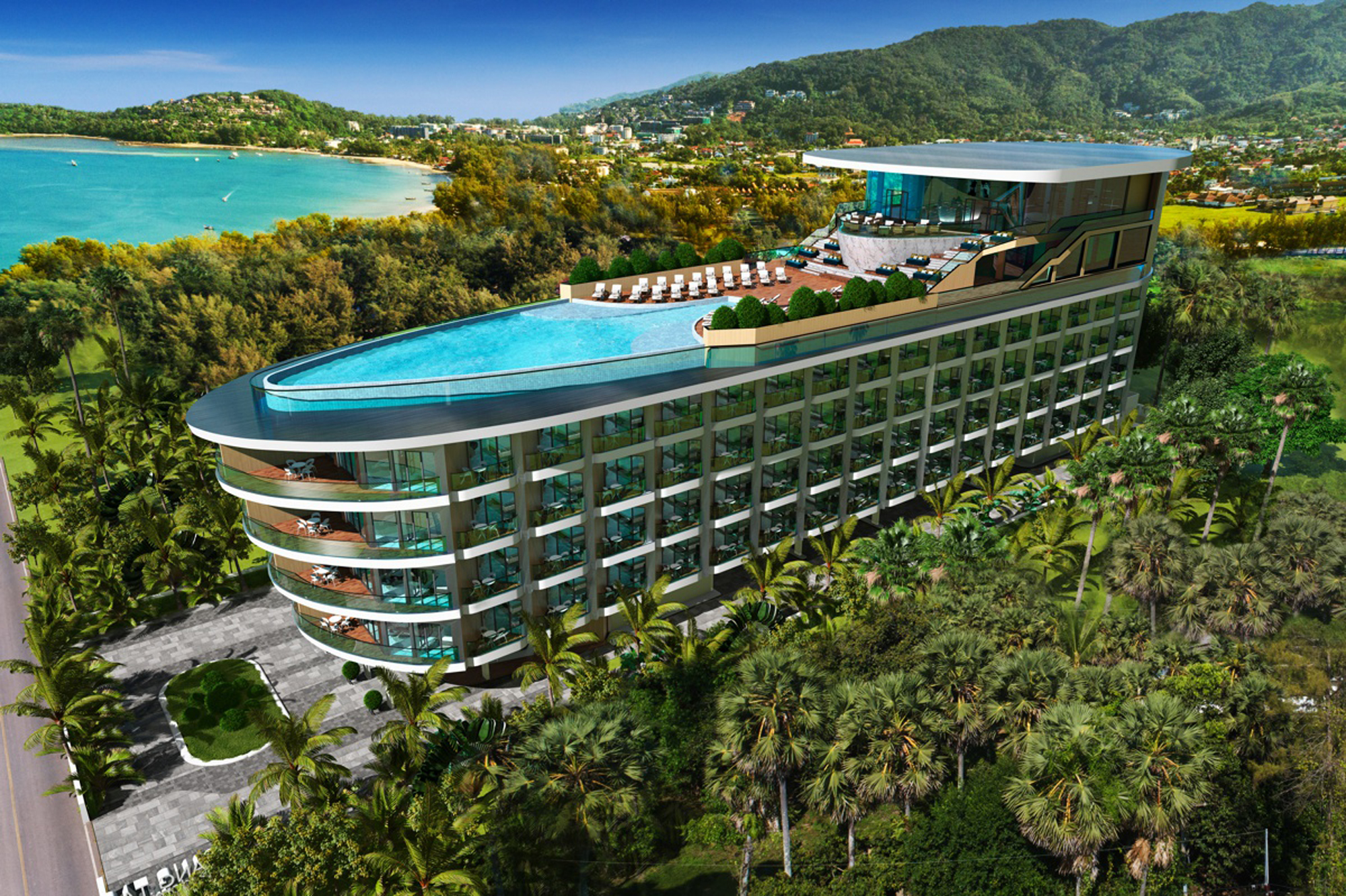 Wellness Property Near Bangtao Beach