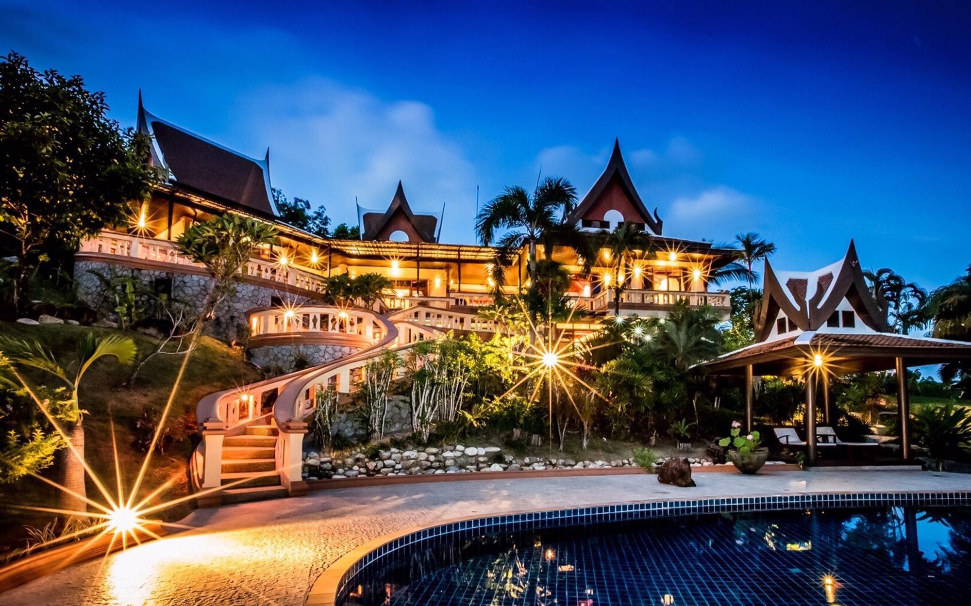 Luxury Thai-Style Villa, Layan Beach