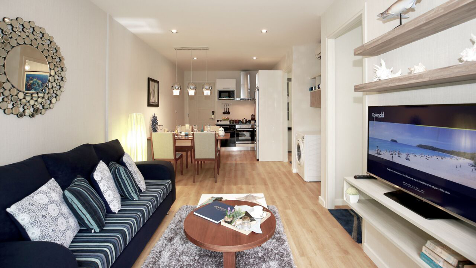 Newly Completed Two-Bedroom unit in Kata