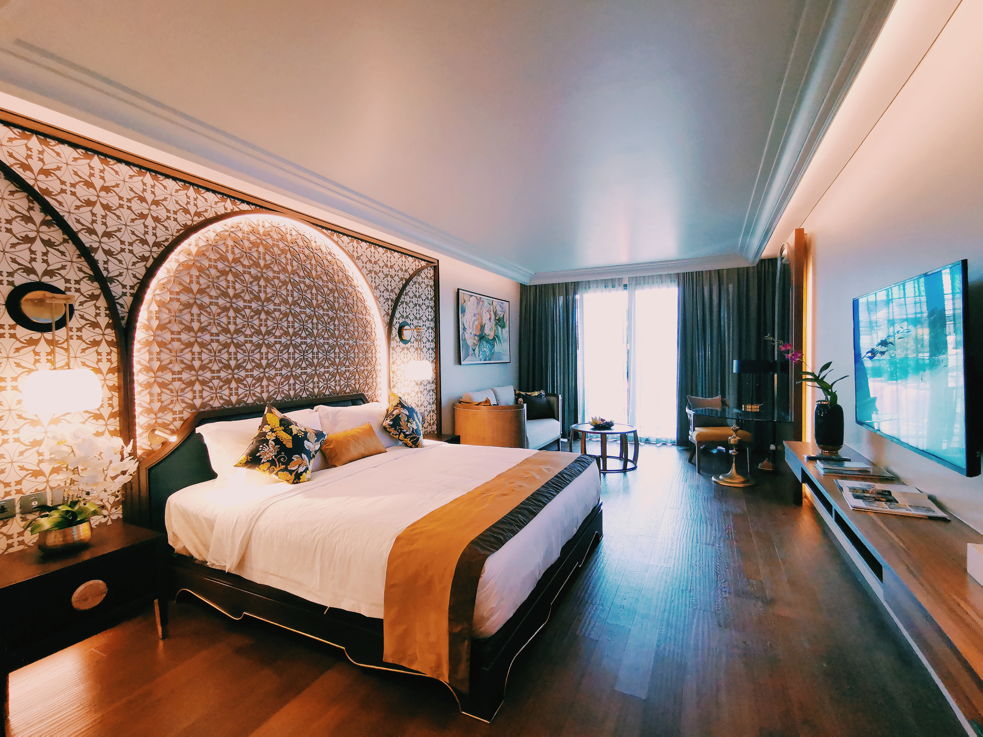 New Project Managed by 5-Stars Hotel Brand