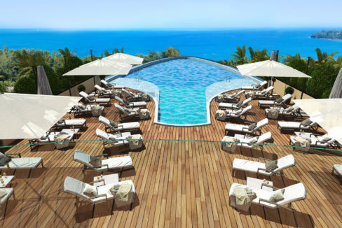 2_Rooftop pool & terrace