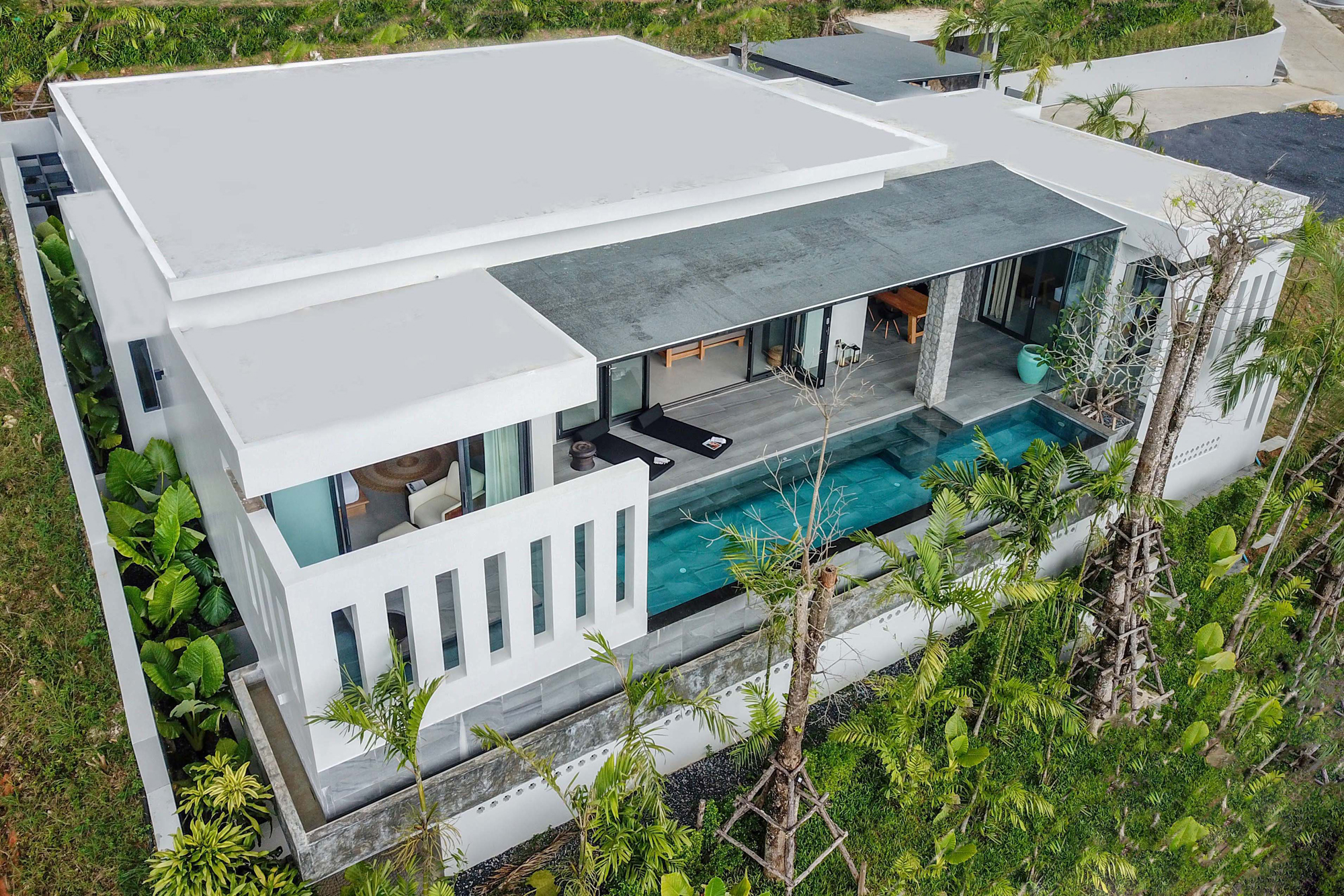 Stunning villa project in Manick