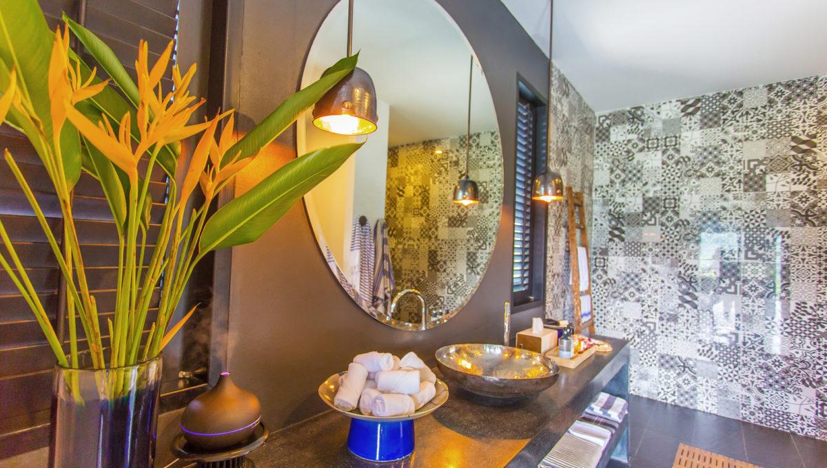 Guest Bathroom - Villa 3