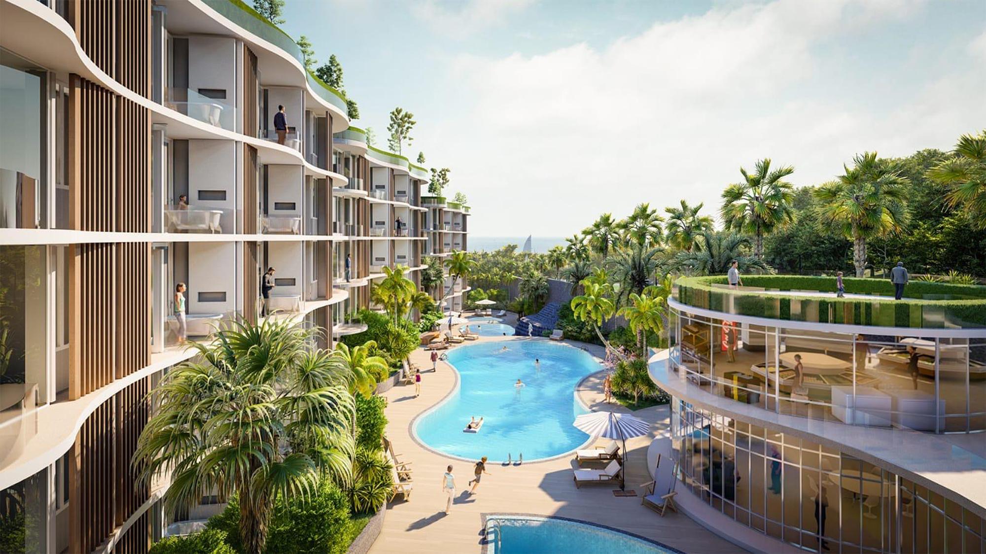 New Condo Development Between Kamala-Patong