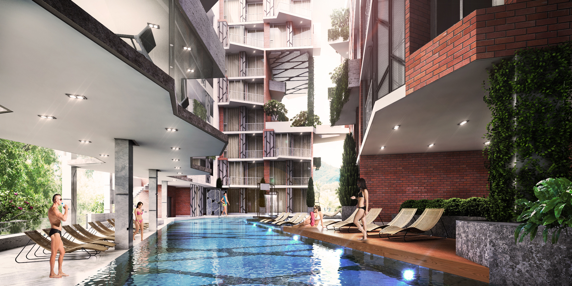 Condo for investment in middle of Patong