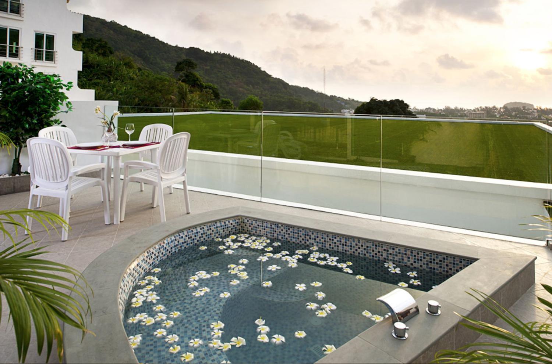 Affordable Ocean View Condominium in Kata