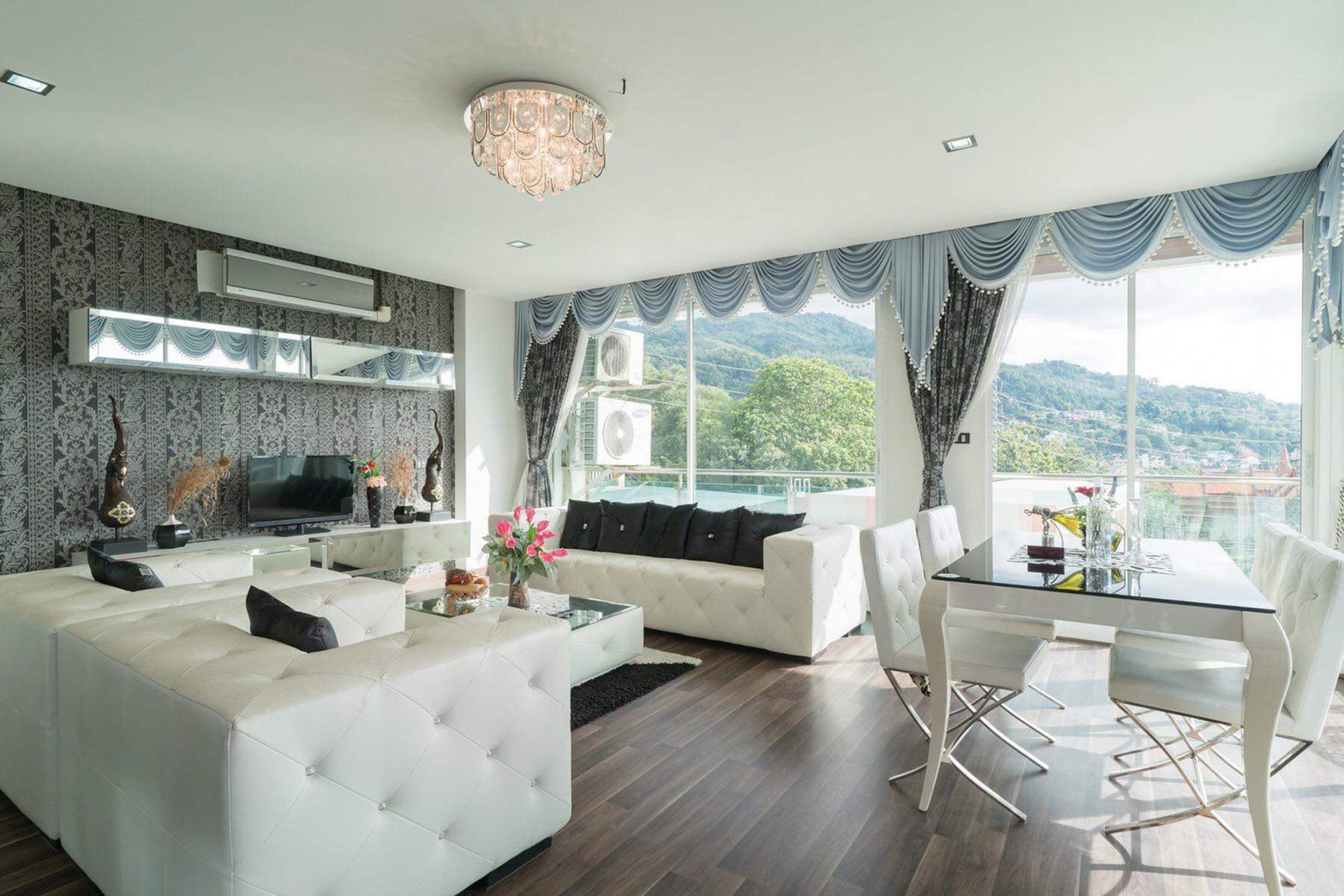 Remodeled unit in Patong