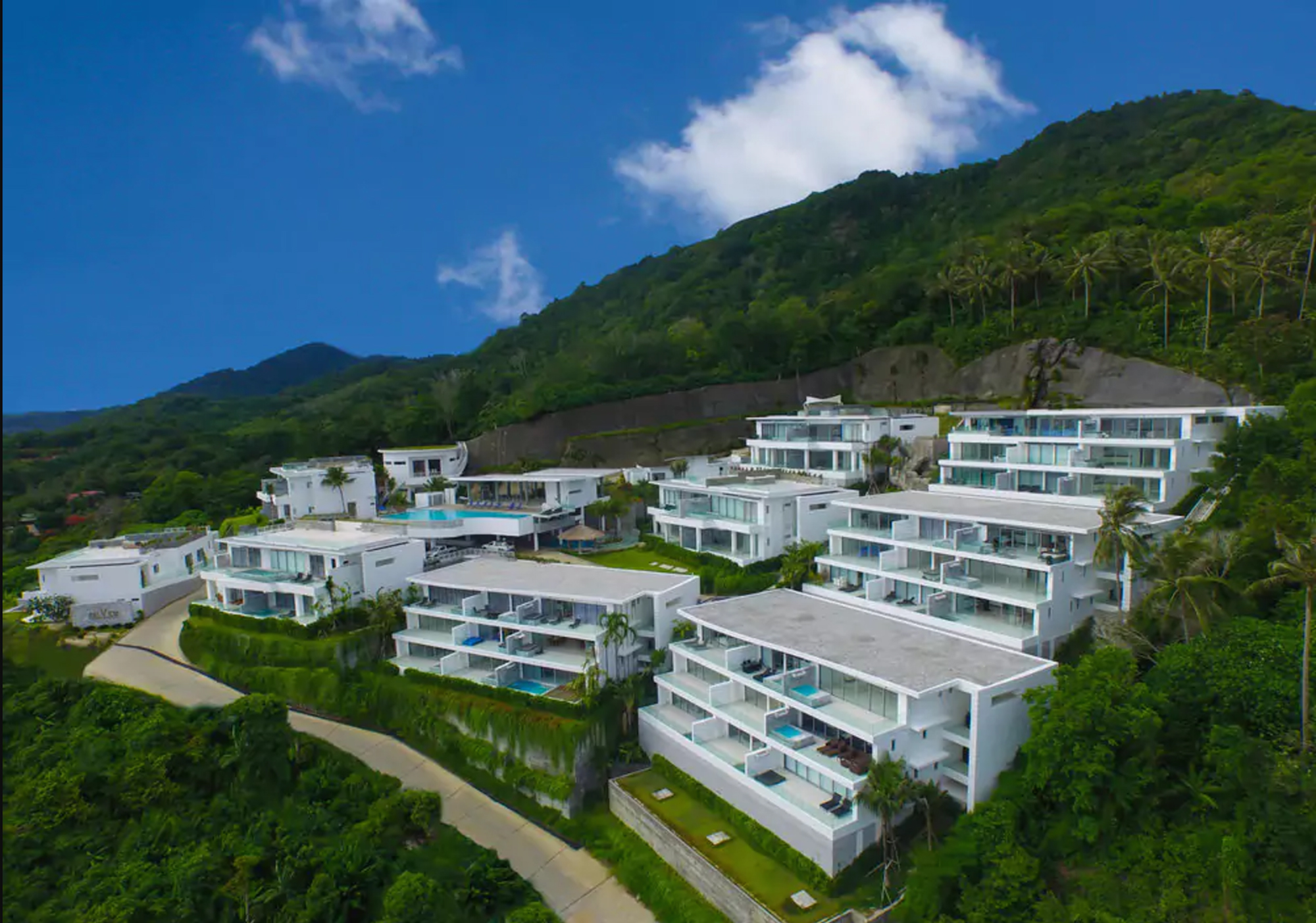 Exclusive Luxury Condo on top of Kata Hill