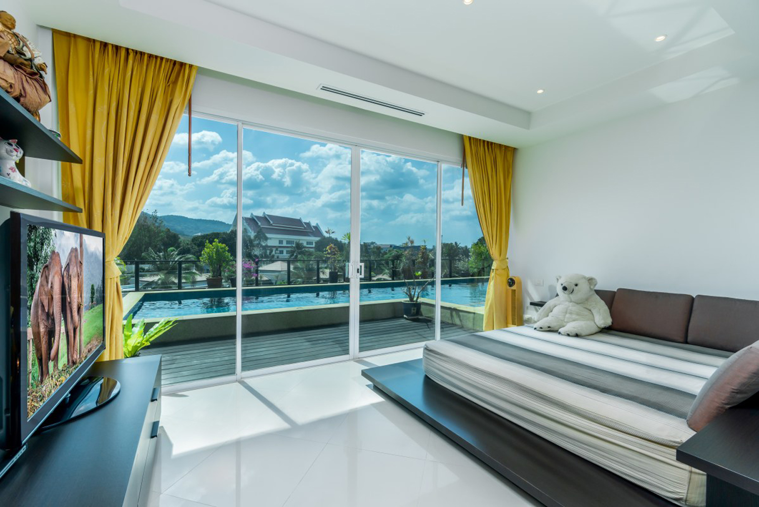 3 Bedroom Penthouse in Cherngtalay