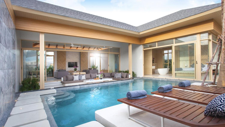 Mythology Inspired Villa Project in Kamala