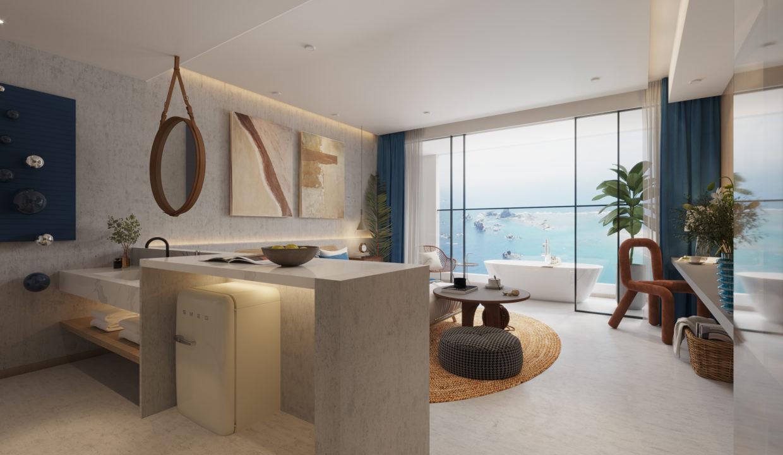 3. Residence Option B