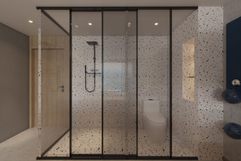 6. Residence Option B - Bathroom