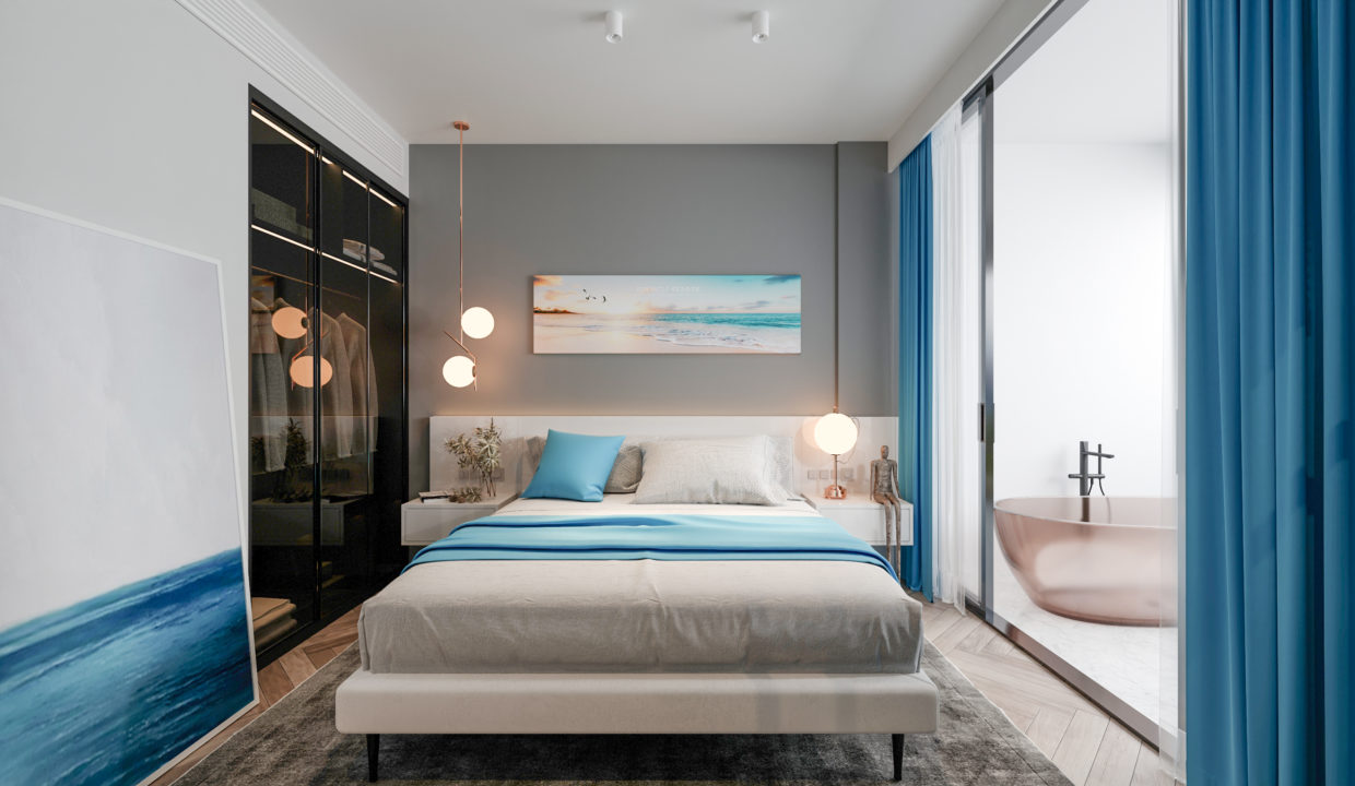 6.Residence Option A - Bedroom