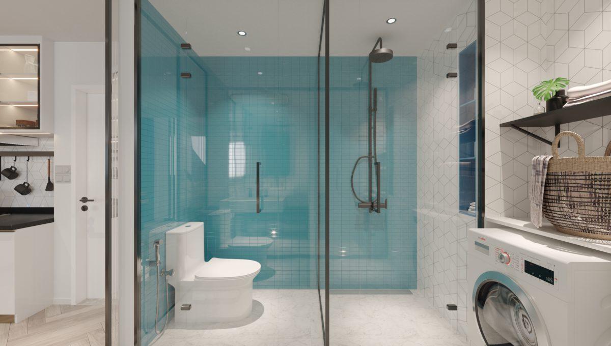 7.Residence Option A - Bathroom
