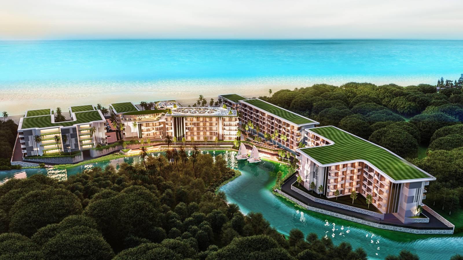 Beachfront Condominium in Layan area