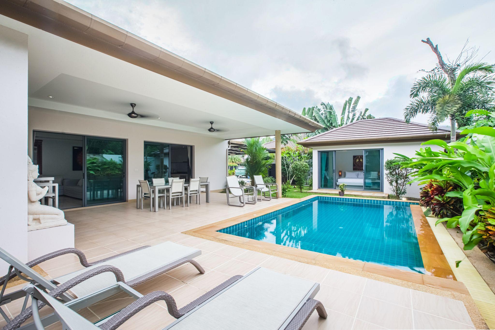 Beautiful 3 Bedroom Pool Villa in Cherngtalay