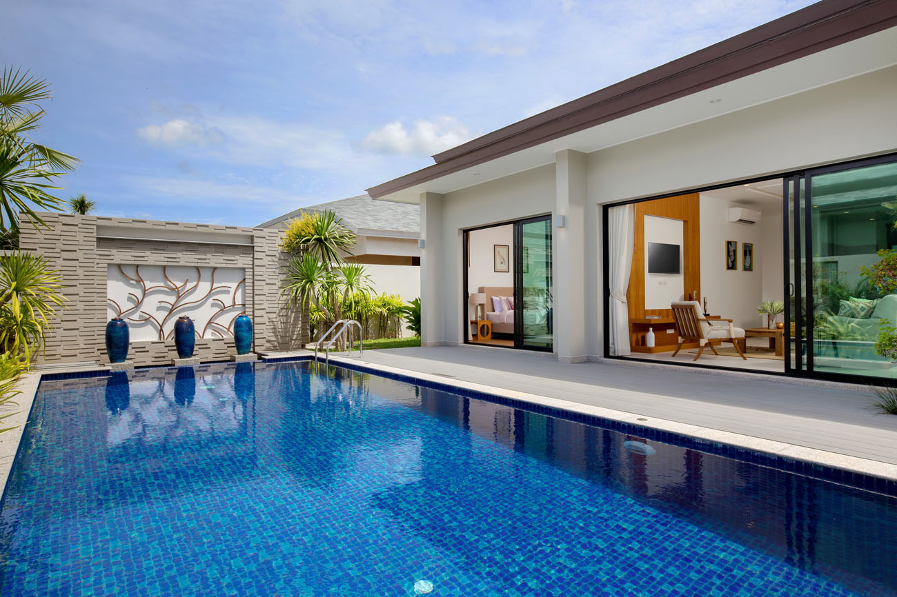 Great Villa Estate in Layan with Financial Plan