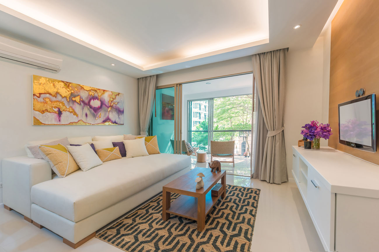 Affordable Luxury 2 Bedroom Condo In Kamala