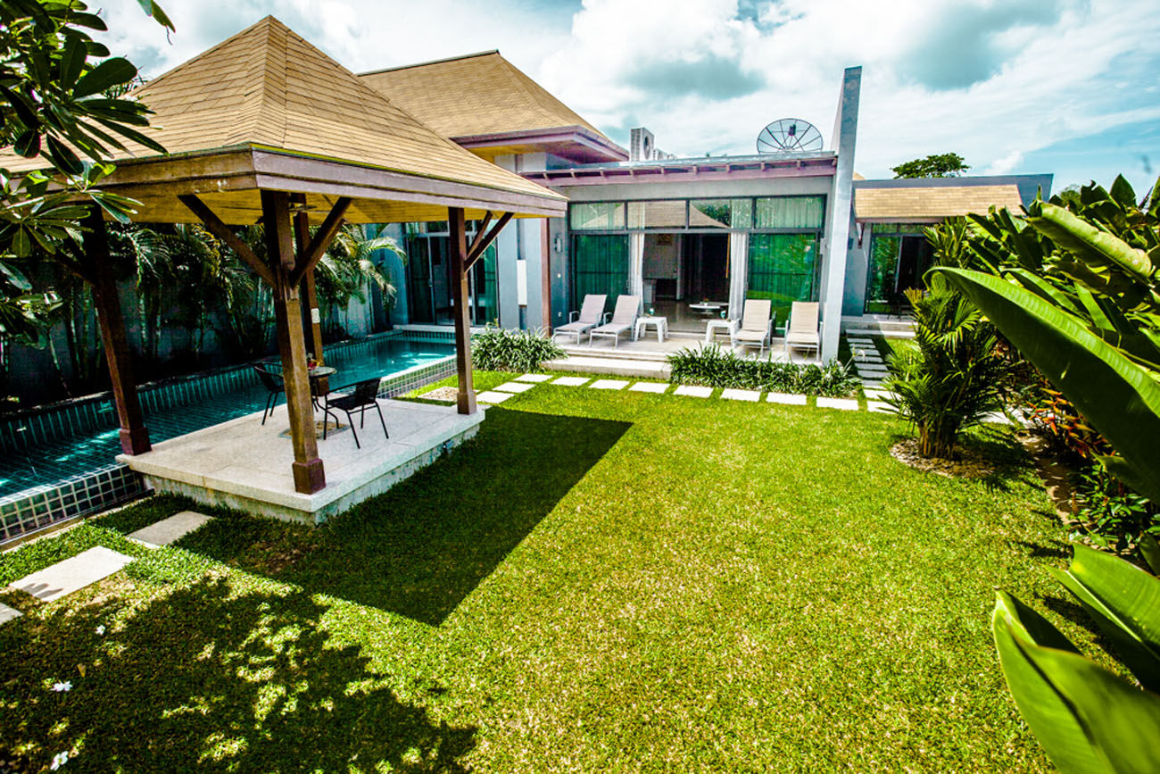 Pool Villa For Sale In Naiharn Price Reduced For a Quick Sale