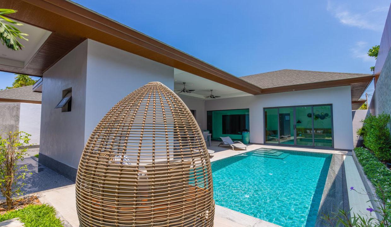 Swimming pool Plot 4