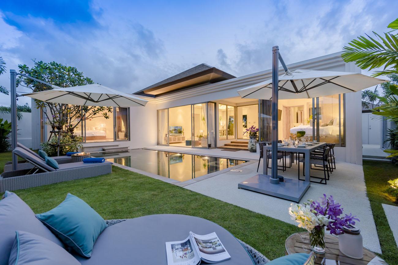 Beautiful 3 Bedroom Pool Villa