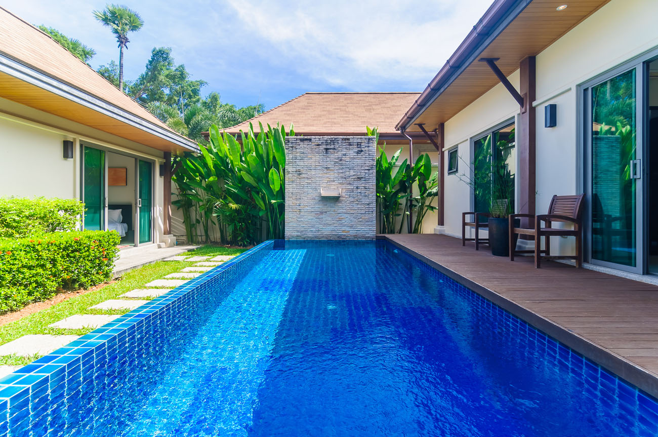 Resale 3 Bedroom Pool Villa in Naiharn