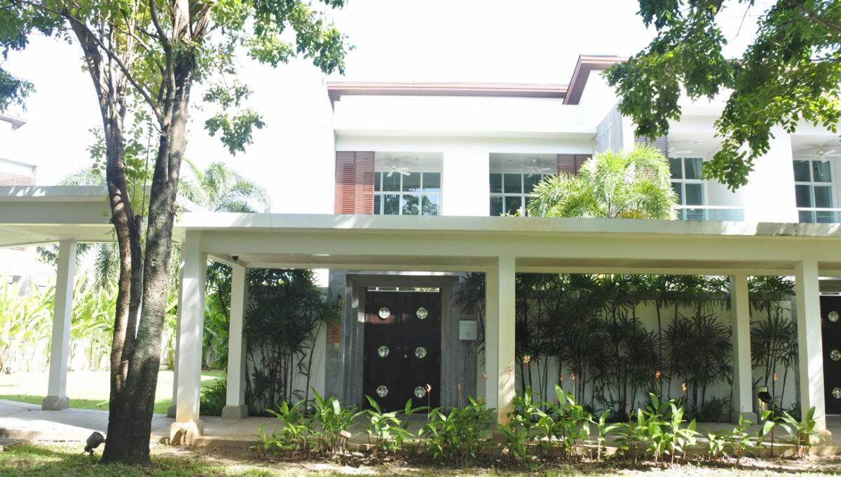 A1 - Front of the condo