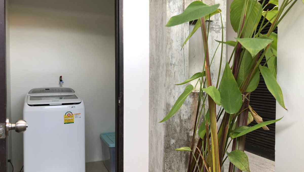 A5-Laundry room