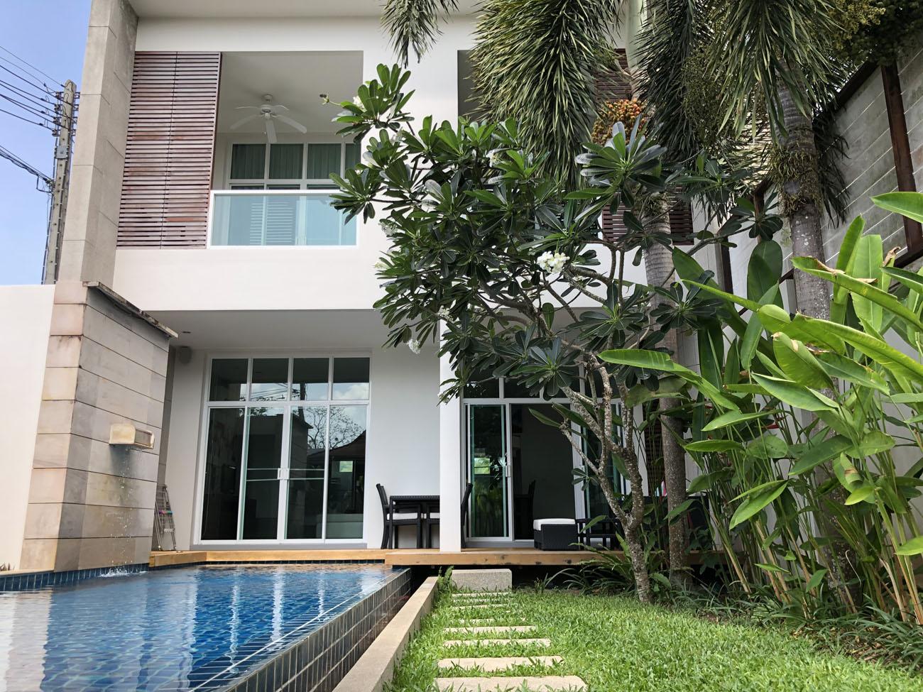 3 Bedroom Duplex Condo in Rawai