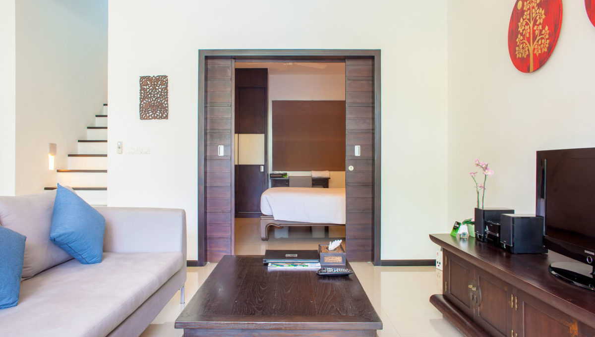 C1 - Living and bedroom3