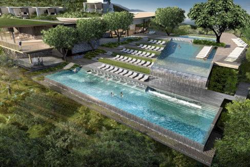 Hotel Main Infinity Pool