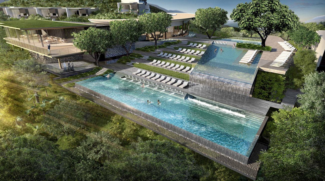 Luxury-branded residences in Ao Po