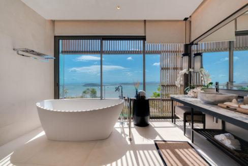 Pool Villa A_Master Bathroom