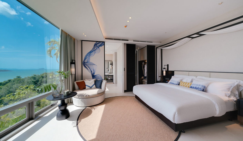 Pool Villa A_Master Bedroom (2)