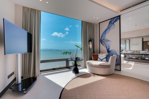 Pool Villa A_Master Bedroom