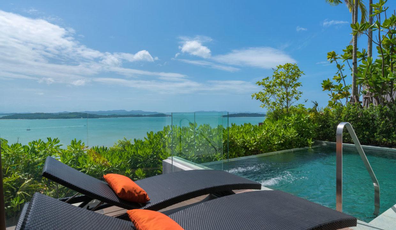 Pool Villa A_Pool terrace
