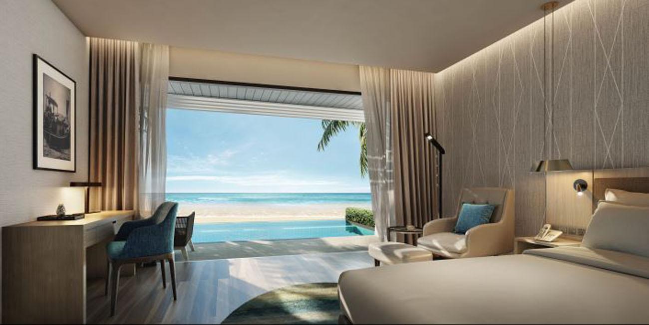 Luxury Beachfront Condo In Maikhao