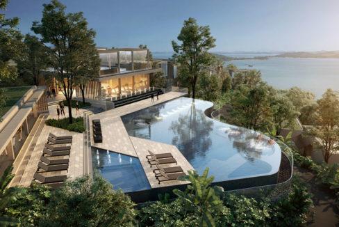 Residences Main Infinity Pool