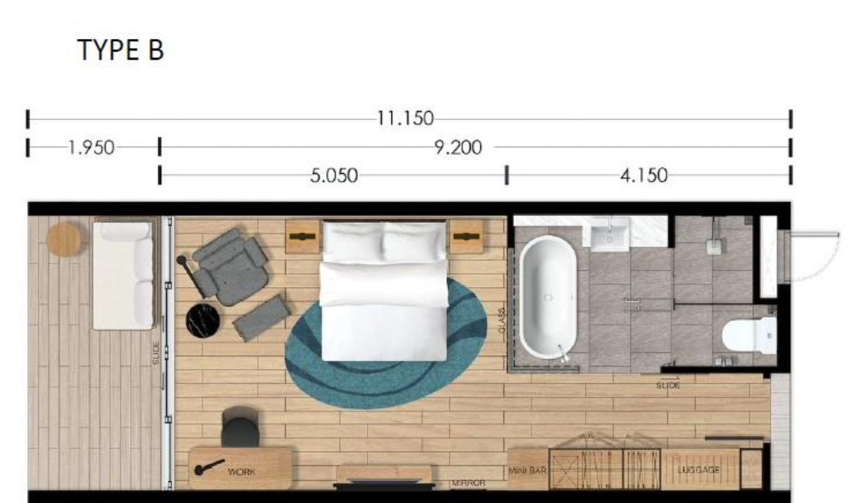 Premier Sea View Suite