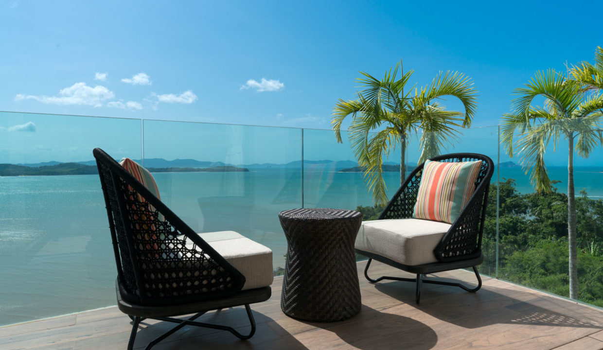 Suite_Balcony with seaview