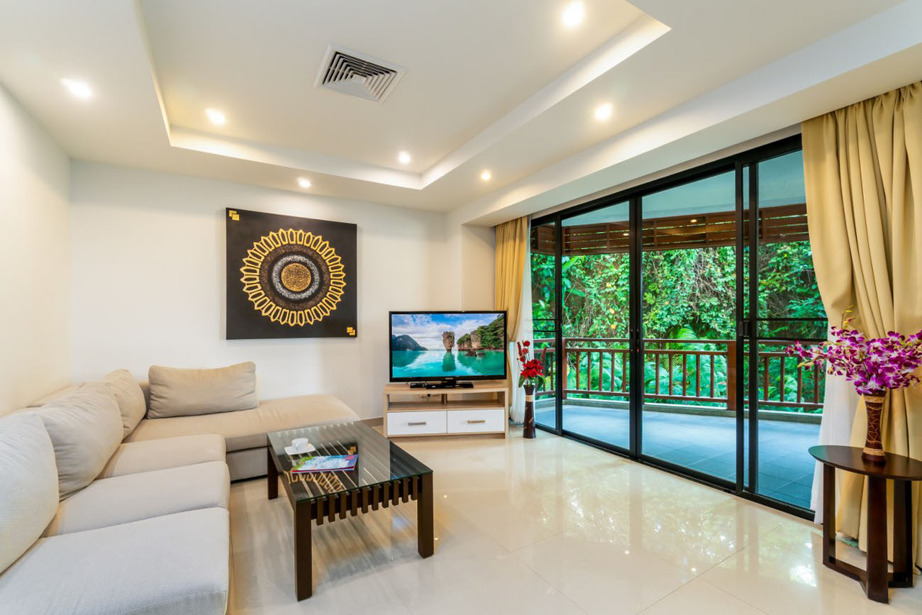 1BDR APARTMENTS 94SQM LARGE TERRACES IN SURIN AREA