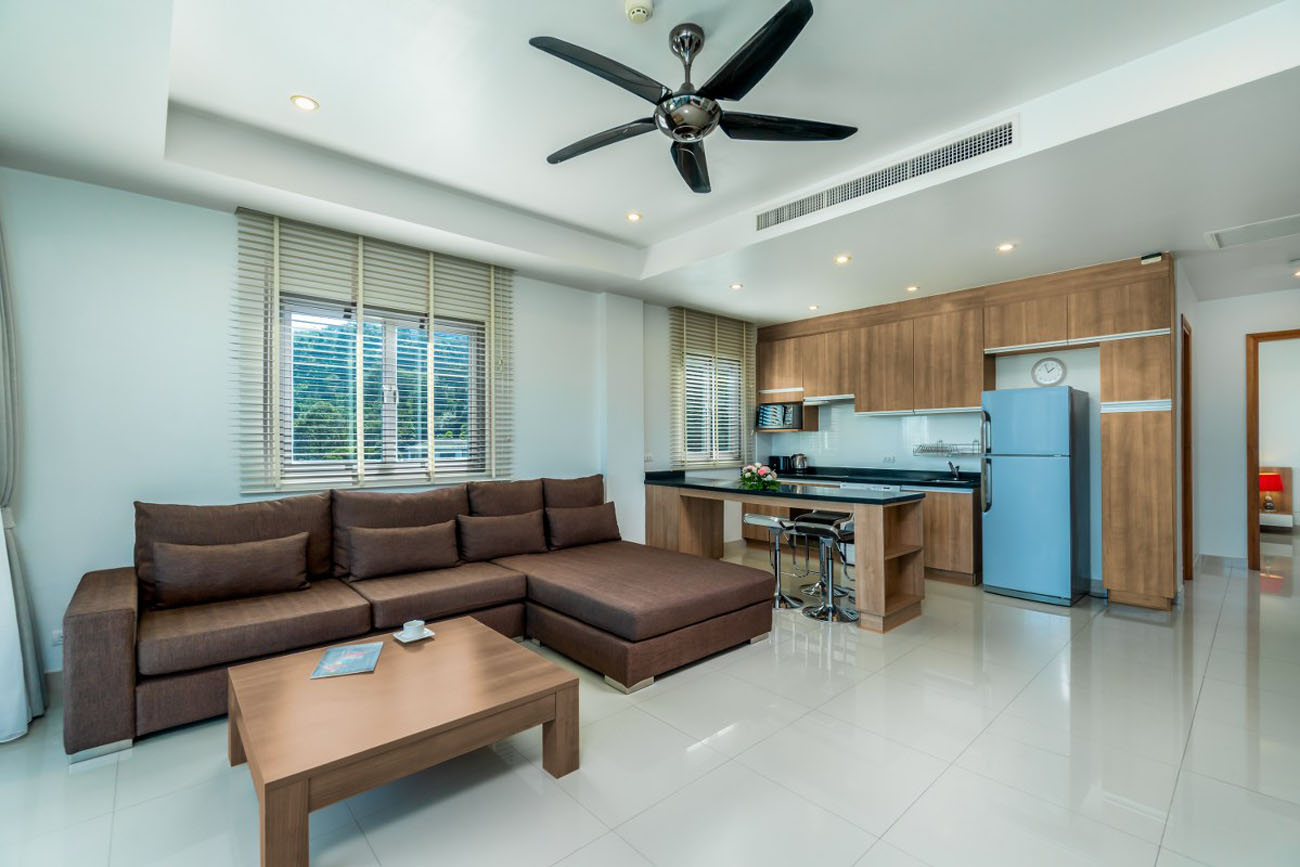 1BDR APARTMENT 78 SQM IN SURIN AREA