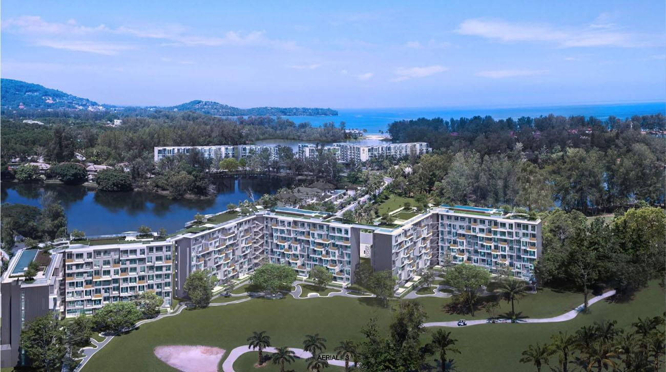 LAGUNA'S NEWEST BEACHFRONT CONDO NEAR BANG TAO BEACH