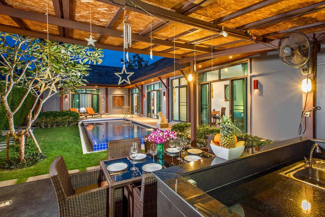 Oriental 3 Bedrooms Villa