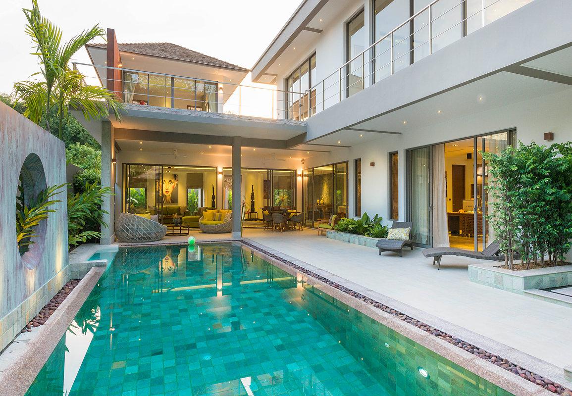 Villa Project in Pasak