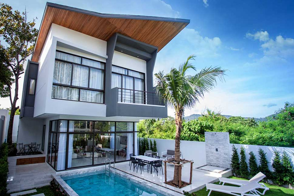 Italian-Style Pool Villa in Rawai