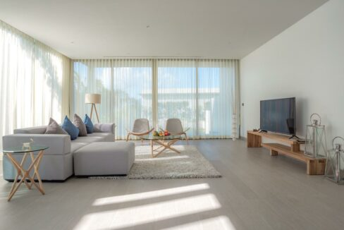 Hibiscus Villa Living Room