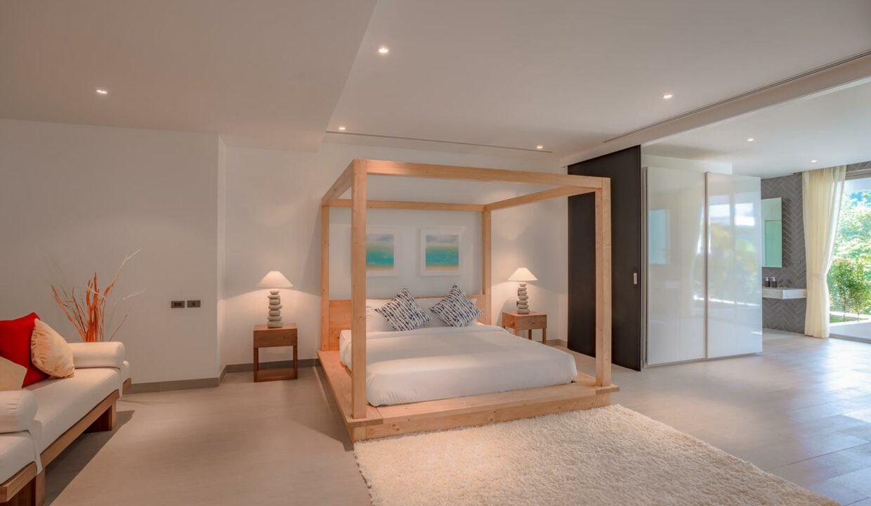 Hibiscus Villa Second Bedroom